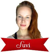 Blogin kirjoittaja Suvi